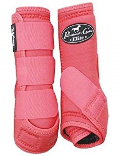 Professional Choice Pink Coral Boots