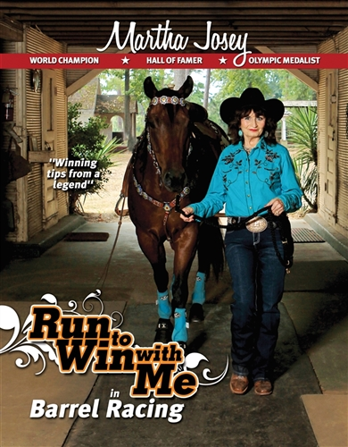 "MARTHA JOSEY ""Run to Win with Me"" Book"