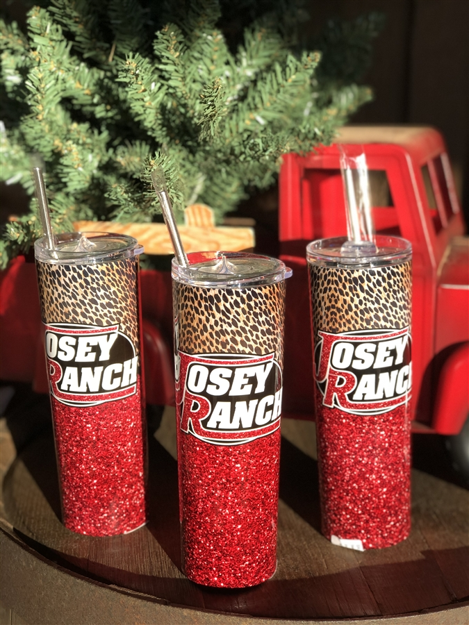 20oz Josey Ranch Stainless Steel Tumbler