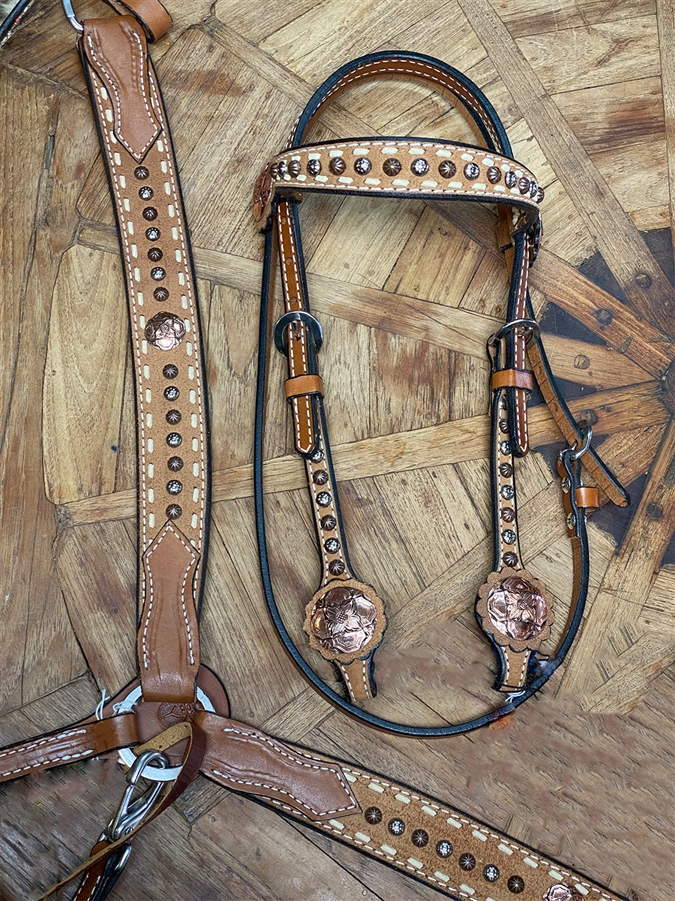 Rancher Renegade Head Stall