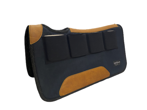 Reinsman Multi-Fit 4 Ranch Pro-Square Saddle Pad