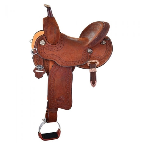 "Martha Josey ""CASH RACER"" Saddle by Circle Y"