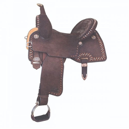 "14"" Josey-Mitchell ""RENEGADE RANCHER"" Saddle by Circle Y"
