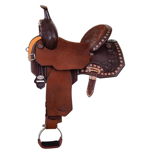 "15"" Martha Josey Legend Saddle by Circle Y"